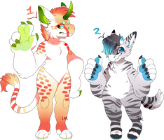 FluffPaw Auction!! [CLOSED] by LastNight-Light