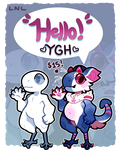 Hello! YGH [CLOSED]