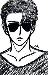 Guy In Glasses