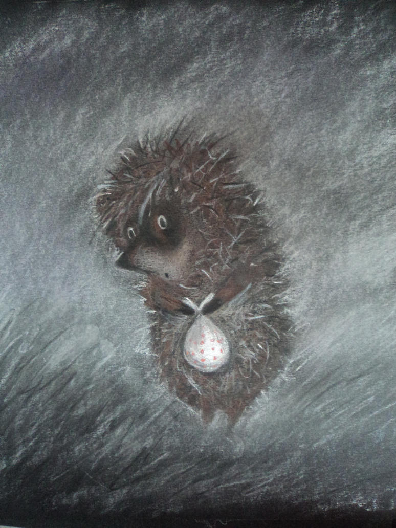 Ёжик в тумане (1975) - tinq