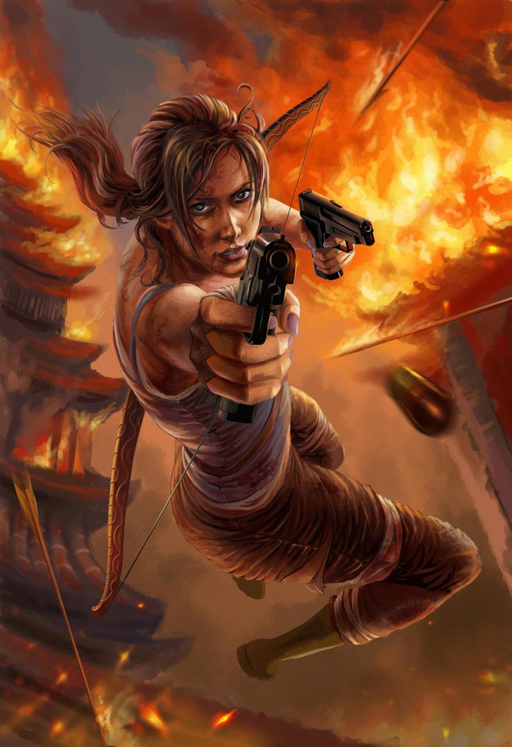Tomb Raider by Goshadude89