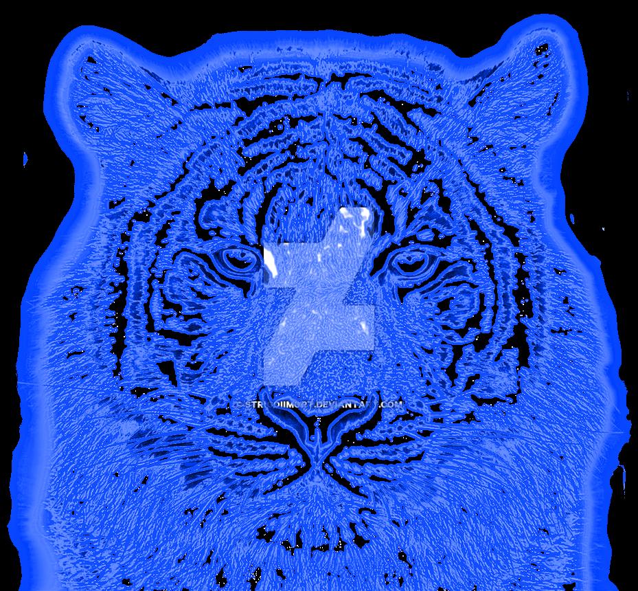Tigre Neon by StrigoiiMort