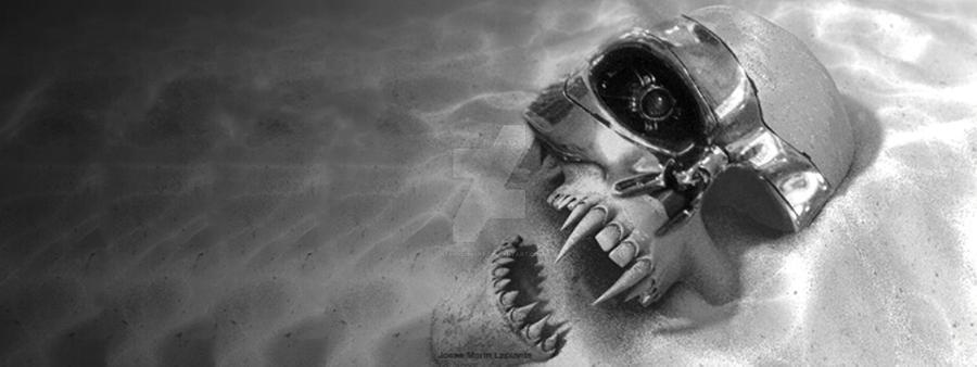 Terminator-Vampire by StrigoiiMort