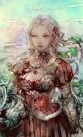 Girl of armor
