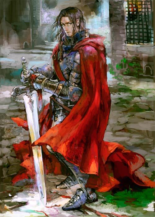 Sir Lancelot by tomape