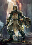 Saint warrior