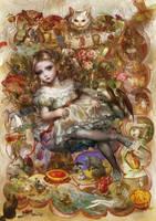 Alice by tomape