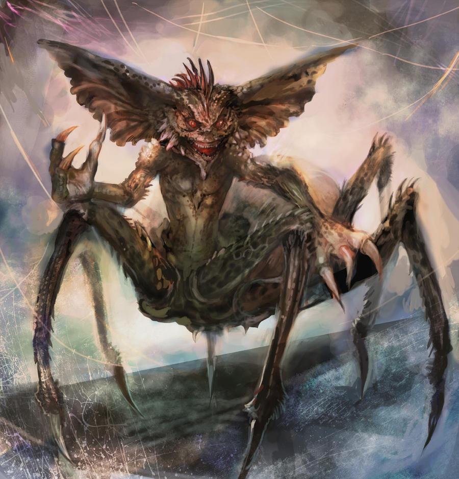 Spider Mohawk