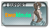 I Support Two Kinds - Kathrin by RyanFawks