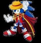 Sonic version One Piece