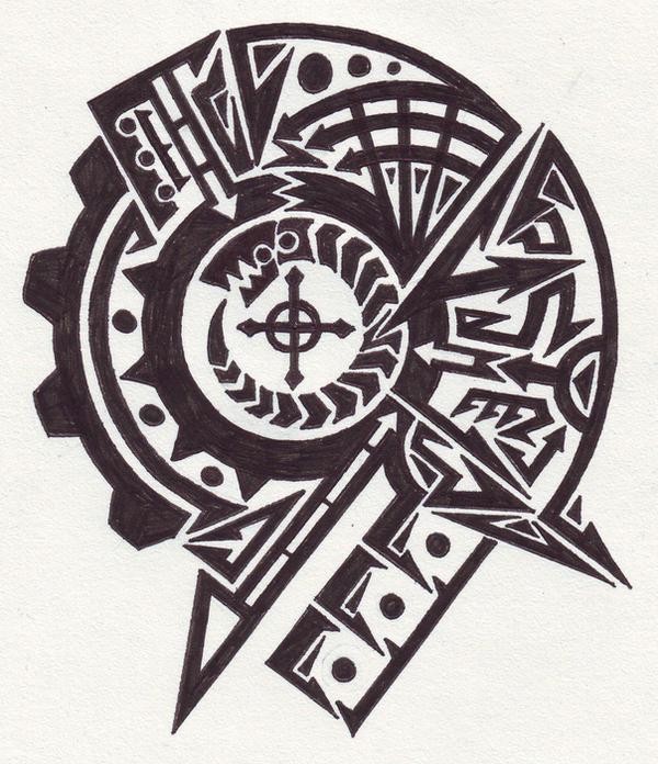 Deus Ex Machina Ouroboros by Tyxerus