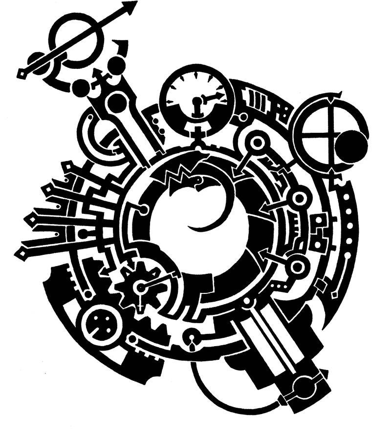 Deus Ex Machinca Ouroboros 2 by Tyxerus