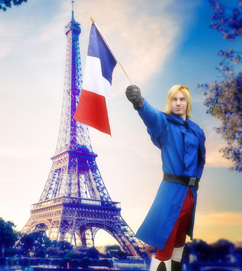 France by Galactic-Reptile