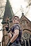 Resident Evil 4 - Leon Kennedy Cosplay