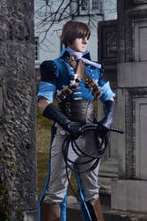 Castlevania - Richter Belmont Cosplay by Galactic-Reptile