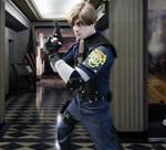 Resident Evil 2 - Leon Kennedy Cosplay
