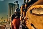 Warhammer 40K - Grimaldus Cosplay