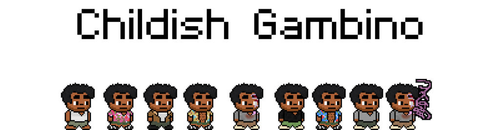 8-Bit Childish Gambino