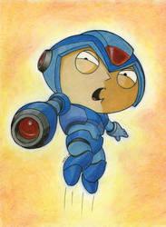 Mega-Stewie by Lonejax