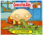 Spewie Stewie
