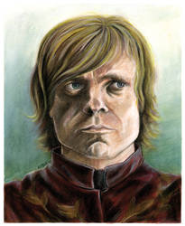 Tyrion by Lonejax