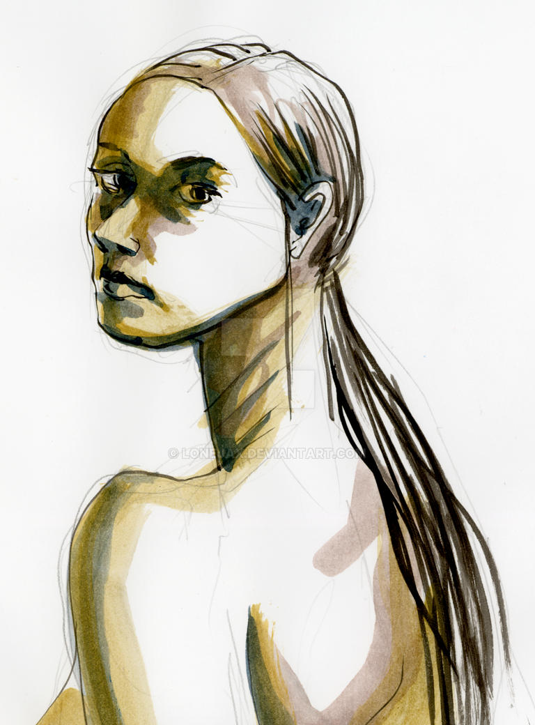 Figure #400 by Lonejax