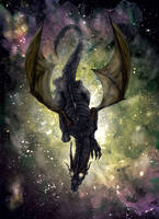 Dark Legacy, Celestial Dragon by Lonejax