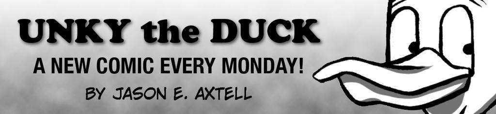 Unky the Duck - A New Comical Demise Every Monday!