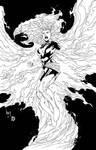 Dark Phoenix inks