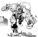 Bane by Capullo Inks