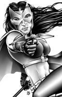 Huntress Grays by BDStevens