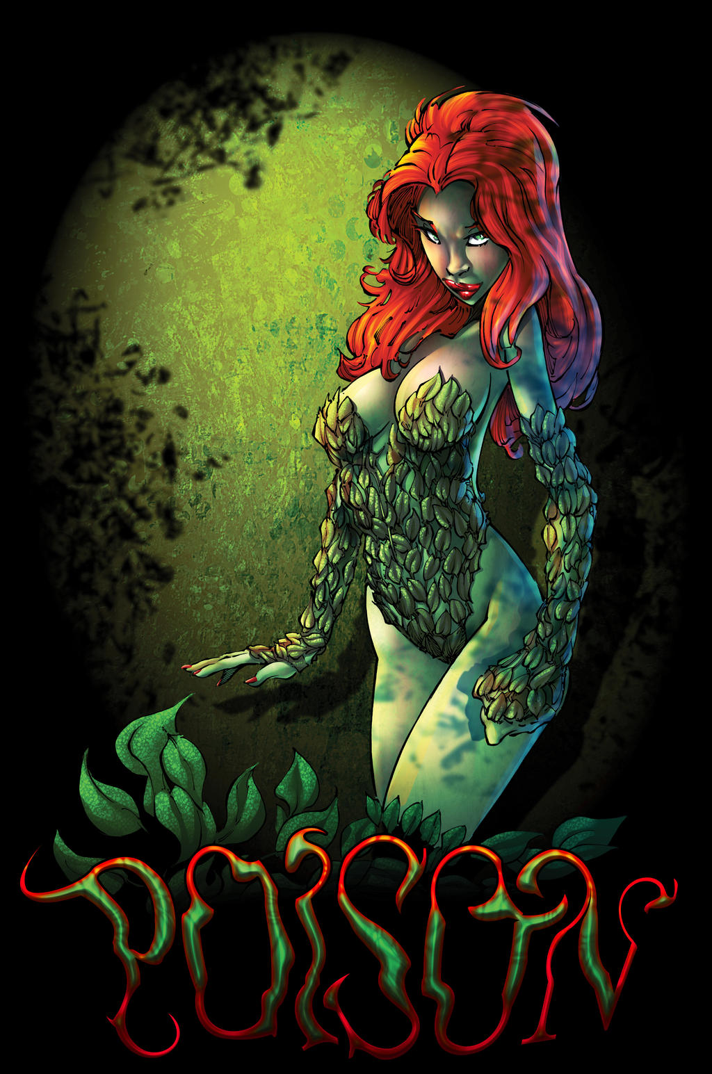 Poison Ivy Inks By Devgear by BDStevens