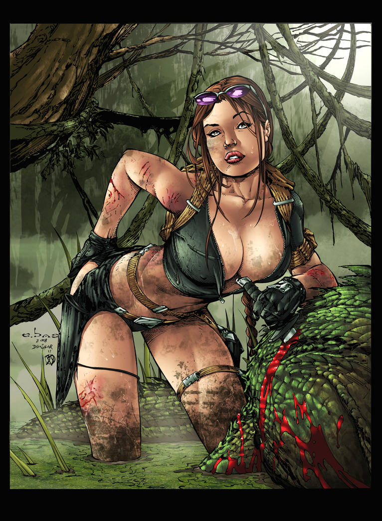 Tomb Raider Colors by BDStevens