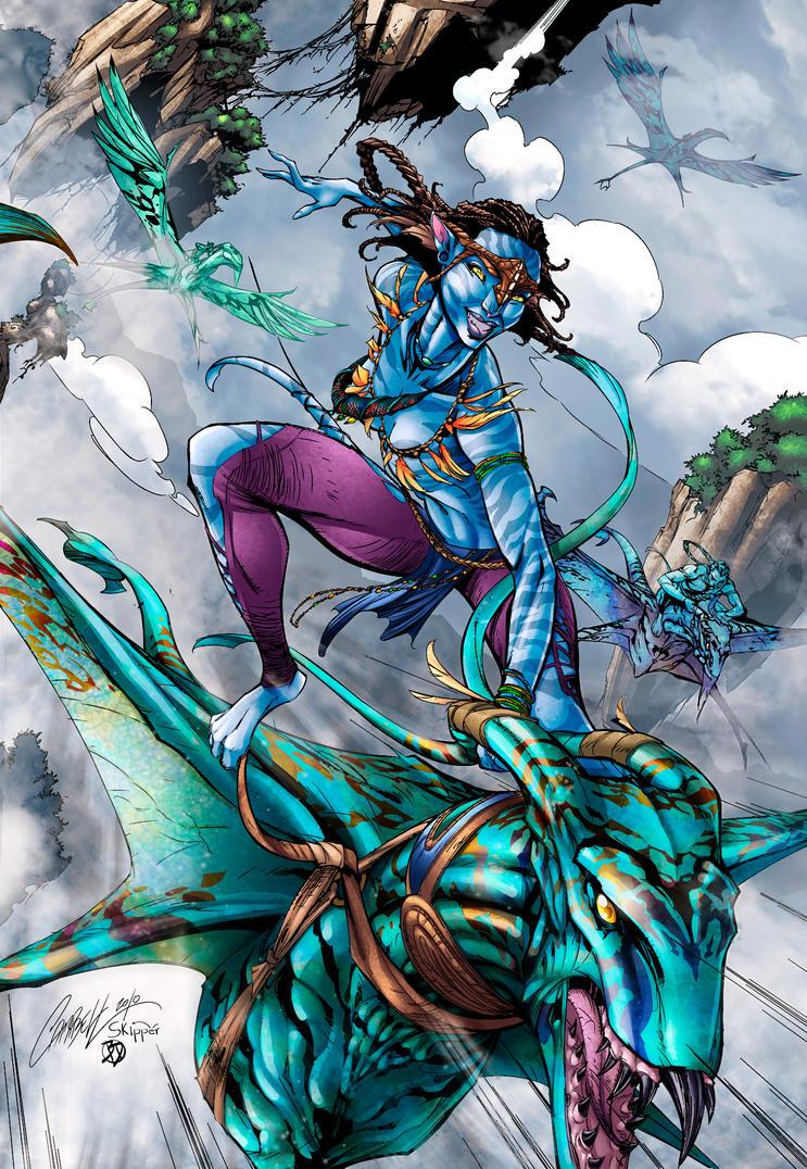 Avatar - BA Color Battle by BDStevens