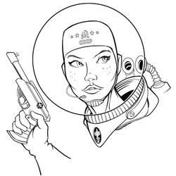 Cosmonaut Concept by BDStevens