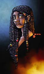 Dreads Colors by BDStevens