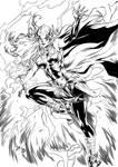 Thor Goddess of Thunder - Inks