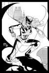 Batwoman Inks