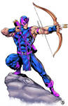 Hawkeye Colors