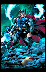 The Mighty Thor! Colors