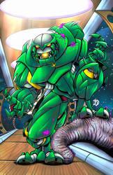 Space Hogs: Micah - Stomp! Stomp! Color!