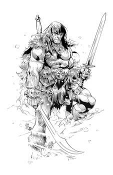 Conan Inks
