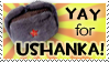 Ushanka stamp 2 by PostNuclearNeko
