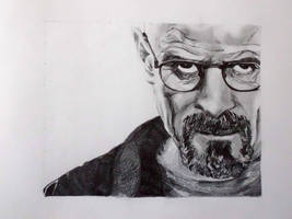 Walter White- Heisenberg by bettaskate89