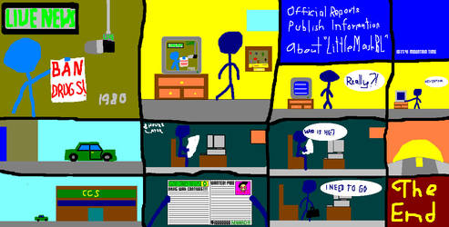 *COMEDY* news drama by stevecash83-ART2