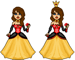 Queen of Hearts Micros by Ragnbogenn