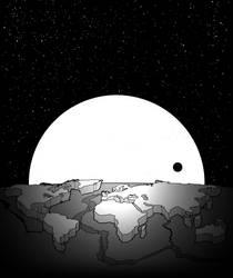 The Earth is Dead by eatcakedrinkblood