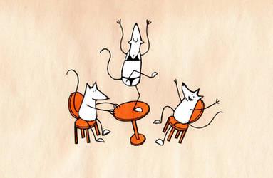Mice Vice by eatcakedrinkblood