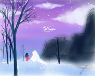Winter-SessKagu by SilviaLedVal