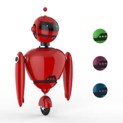 Free 3d Robot by pixaroma